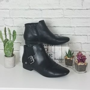 Nine West Black ankle boots size 8.5 M